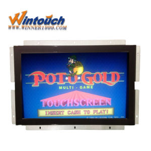Pot O Gold/ Wms Slot Machine Game Use 19′′ 22′′ LCD Monitors (WN-OP22)