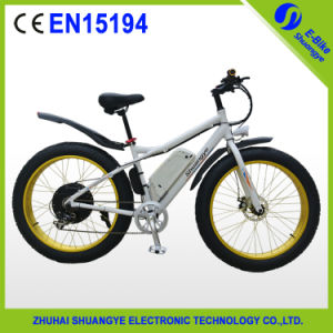 Brushless Motor 28 Inch Cheap Electric Bike with Fat Tire pictures & photos
