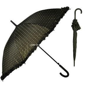 Lace Straight Umbrella (JX-U132)