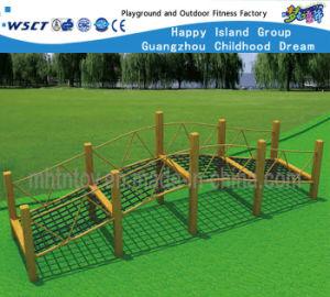 Outdoor Fitness Equipment Net Rope Bridge Hf-17706 pictures & photos