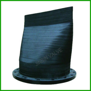 Flange End Rubber Duckbill Check Valve pictures & photos