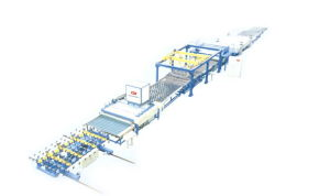Full Automatic Safety Laminated Glass Production Line
