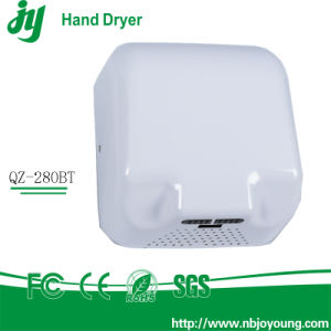 Iron Metal with White Painting Heavy Duty Sensor Hand Dryer pictures & photos