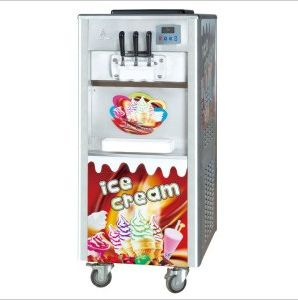 Cool Summer Icecream Stainless Floor Type Ice Cream Machinery (BQL-850) pictures & photos