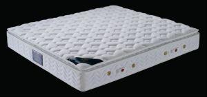 Pillow Topper Bonnell Spring Mattress (B308) pictures & photos