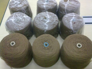 Acrylic Yarn for Blanket (fiber dyed) pictures & photos