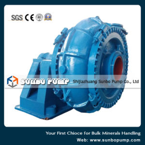 China New Factory Wholesale High Pressure Centrifugal Slurry Pump pictures & photos