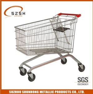 Supermarket Shopping Trolley (SHR-80)