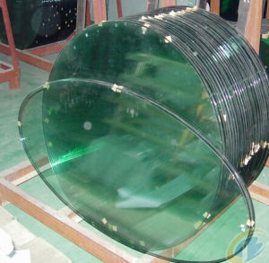 3-19mm Flat/Bent Clear Tempered Glass/Tempered Glass Table with ISO, CCC, Csi Certified pictures & photos