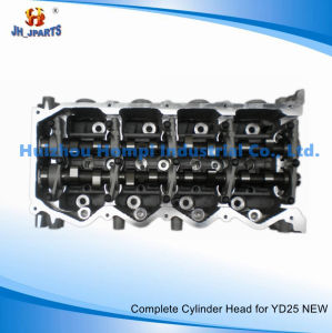 Complete Cylinder Head for Nissan Yd25 New 908510 11040-Eb300 pictures & photos