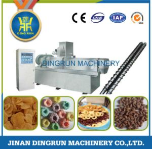 snacks food making extruder