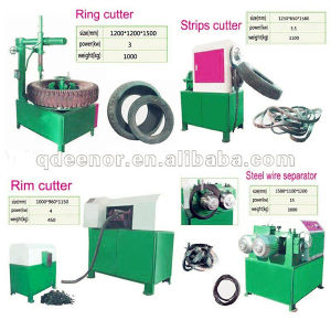 Waste Tyre Recycling Plant /Rubber Powder Producing Line pictures & photos