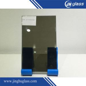 8mm Flat Euro Grey Laminated Reflective Glass for Building pictures & photos