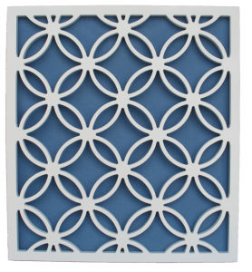 MDF Grille Decorative Panels (WY-8) pictures & photos