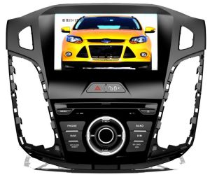 Double DIN Car DVD GPS for Ford Focus 2012