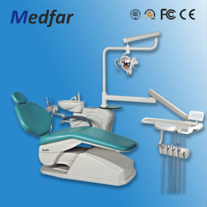Dental Unit/Real Leather Dental Unit/Anle Dental Unit (MFD208B) pictures & photos