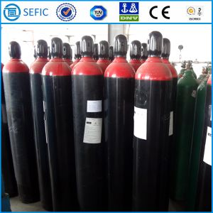 50L Seamless Steel Gas Cylinder with Cap (EN ISO9809) pictures & photos