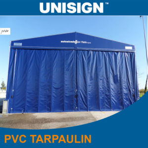 PVC Coated Tarpaulin for Tent pictures & photos