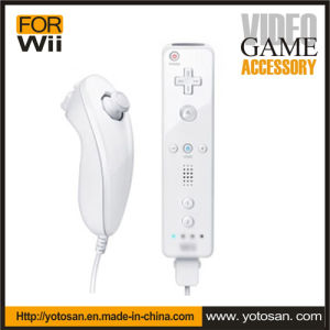 High Quality Remote & Nunchuk Combo Controller for Nintendo Wii Wii U pictures & photos
