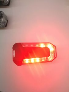 LED Warning Flash Shoulder Light for Police IP66 pictures & photos