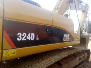 Original Caterpillar Used 24t Crawler Excavator (324D L)