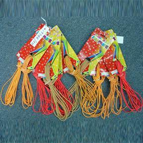 Factory Round Elastic Jump Rope for Kids pictures & photos