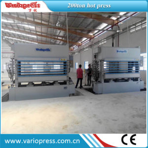 200ton Hot Press Multi-Layer for Furniture Factory pictures & photos
