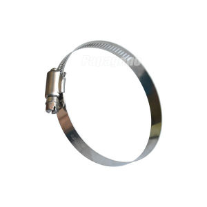 9mm Bandwidth German Style Hose Clamp with Welding Spot pictures & photos