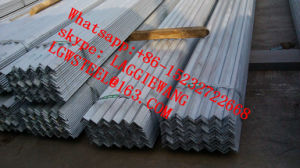 35X35X3 Hot Rolled Angle Steel/35X35 Hot Rolled Iron Steel pictures & photos