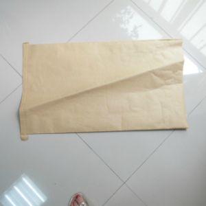 50kg Wholesale Plastic Customized PP Woven Cement Bag pictures & photos