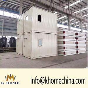 Best Price Sandwich Panel Prefab Modular Container Homes pictures & photos