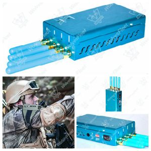 High Power Handheld GPS WiFi Signal Jammer pictures & photos