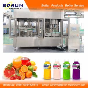 Full Automatic Juice Filling Machine pictures & photos