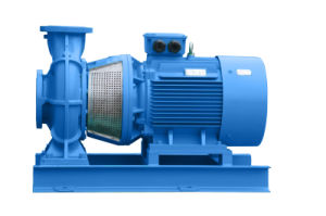 Single Stage Vertical in-Line Centrifugal Pump pictures & photos