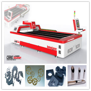 500W Metal Laser Cutting Machine (LM-YAG-500/650/850)