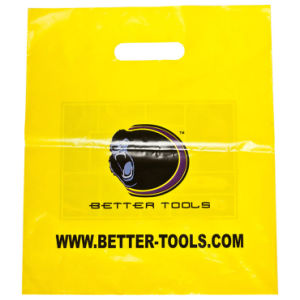 Custom Printed Pouch Hole Carrier Plastic Bags for Clothing (FLD-8562) pictures & photos