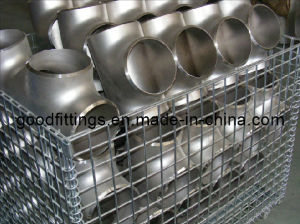 Equal Tee Stainless Steel PED 3.1