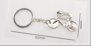 Simulation Mini Bike Key Chain pictures & photos