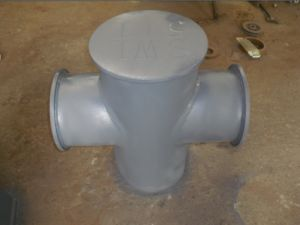 Steel Double Mooring Bitt Bollard pictures & photos