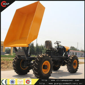 High Lifting Dumper Car for Palm Fcy25h pictures & photos