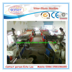 1220mm High Strength Construction Formwork Making Machine pictures & photos