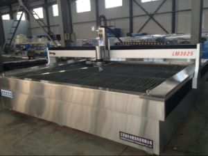 Water Jet Stainless Steel Cutting Machine pictures & photos