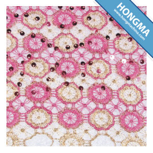 Lace Fabric 1610-1012 pictures & photos