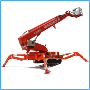 Great Load Capacity Spider Man Lifts with CE