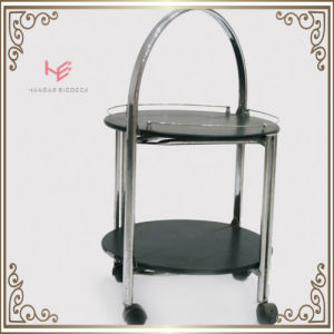 Trolley (RS150501) Cart Liquor Trolley Stainless Steel Furniture pictures & photos
