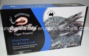 3kg Corrugated Packaging Carton Box for Frozen Prawns
