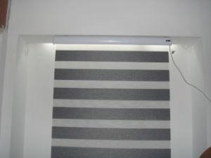 Motorized Shangri-La Sheer Zebra Blinds Shade for Office Windows pictures & photos