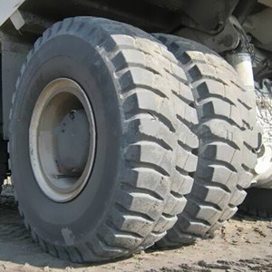 Tires for Belas 7530 Mining Dump Truck pictures & photos