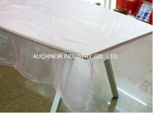 Custom Plastic Disposable Tablecloth for Printing pictures & photos