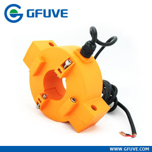 100/5A IP65 High Accuracy Mv Clamp on Current Transformer pictures & photos